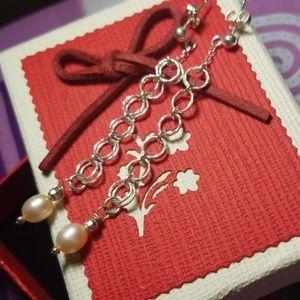 Jewelry/Long earrings